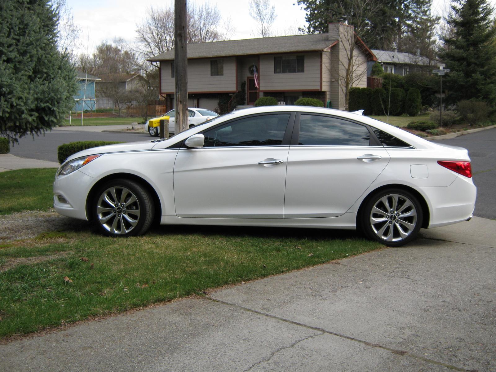 2011 Hyundai Sonata Pictures Cargurus