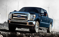 2015 Ford F-350 Super Duty, Front-quarter view, manufacturer, exterior