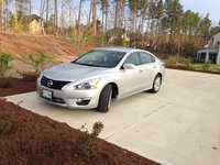 Picture of 2013 Nissan Altima 2.5 SV, exterior, gallery_worthy