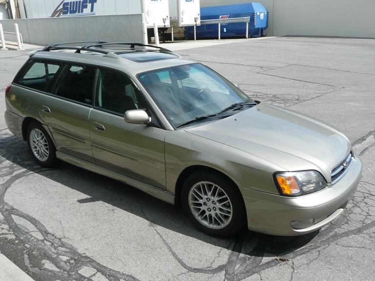 2002 Subaru Legacy Pictures Cargurus