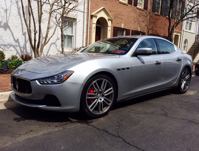 2014 maserati ghibli overview cargurus. Black Bedroom Furniture Sets. Home Design Ideas