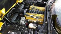 Picture of 2002 Chevrolet Corvette Convertible, engine