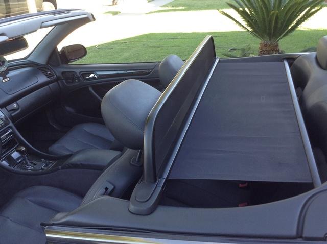 2000 clk 430 amg convertible