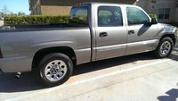 Picture of 2007 GMC Sierra Classic 1500 4 Dr SLE2 Crew Cab 2WD, exterior