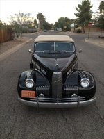 1941 Buick Roadmaster Overview