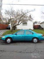 1995 Mercury Mystique Overview