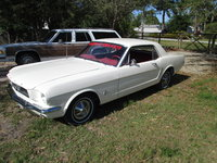 1964 Ford Mustang Standard Coupe, vin 619, exterior