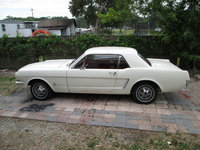1964 Ford Mustang Standard Coupe, 4th day production, exterior