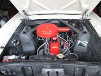 1964 Ford Mustang Standard Coupe, original 170 engine, engine