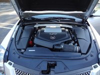Picture of 2012 Cadillac CTS-V Coupe Base, engine
