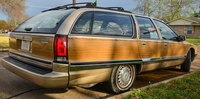 1995 Buick Estate Wagon Overview