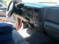 Picture of 2000 Ford F-250 Super Duty 4 Dr XL Crew Cab SB, interior
