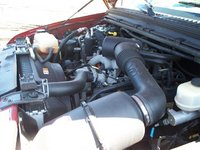 Picture of 2000 Ford F-250 Super Duty 4 Dr XL Crew Cab SB, engine