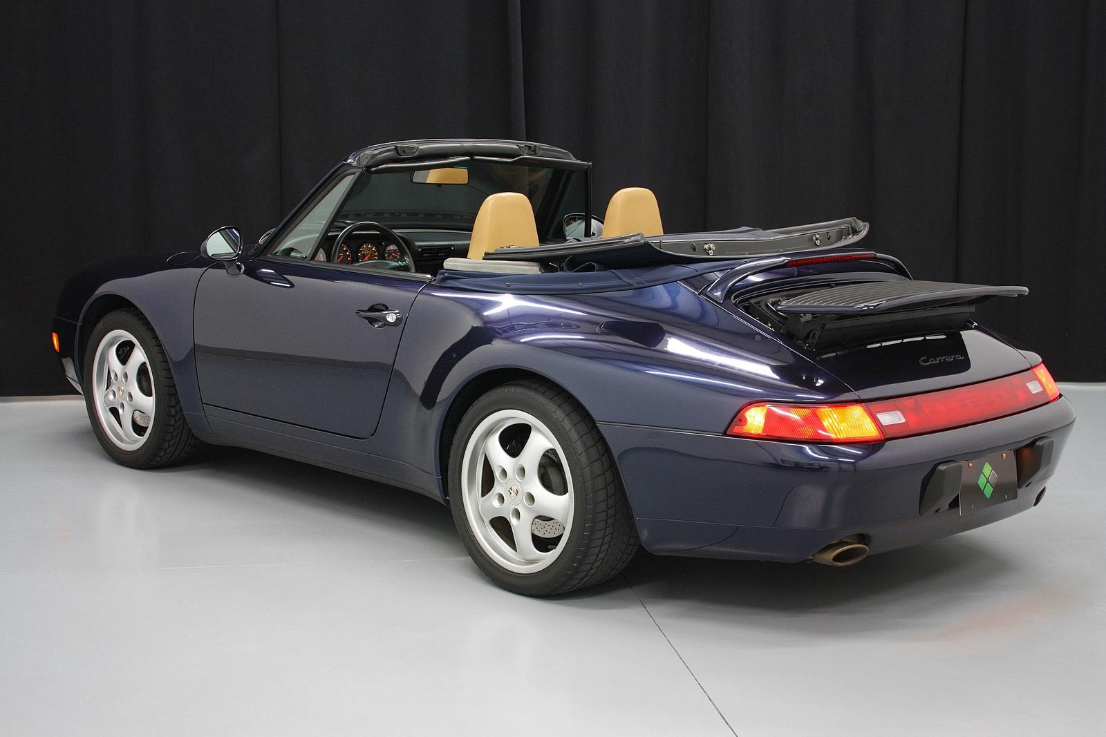 1995 Porsche 911 Pictures Cargurus