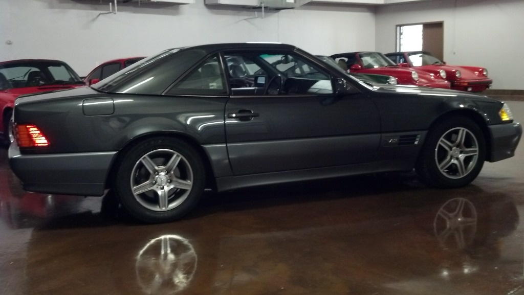 Picture of 1995 Mercedes-Benz SL-Class 2 Dr SL600 Convertible