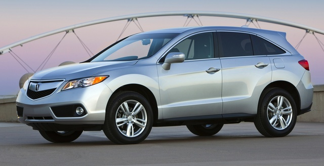 2015 acura rdx pictures cargurus for Honda dealerships in ri