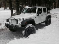 Picture of 2014 Jeep Wrangler Unlimited Sport, exterior