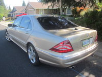 2004 Mercedes-Benz S-Class 4 Dr S600 Turbo Sedan picture, exterior
