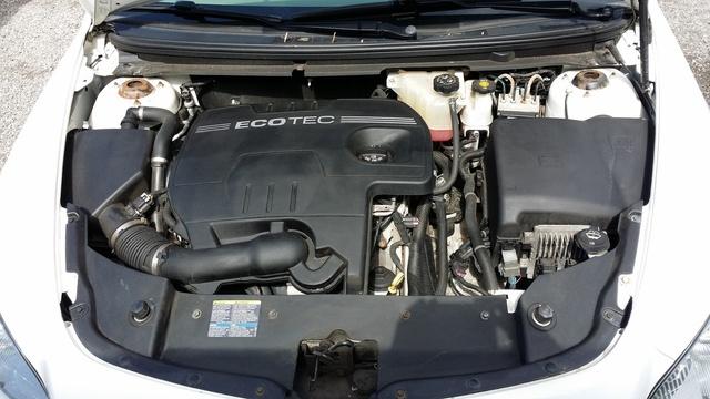 2005 chevy malibu power steering location