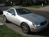 Picture of 2002 Mercedes-Benz SLK-Class 2 Dr SLK230 Supercharged Convertible, exterior