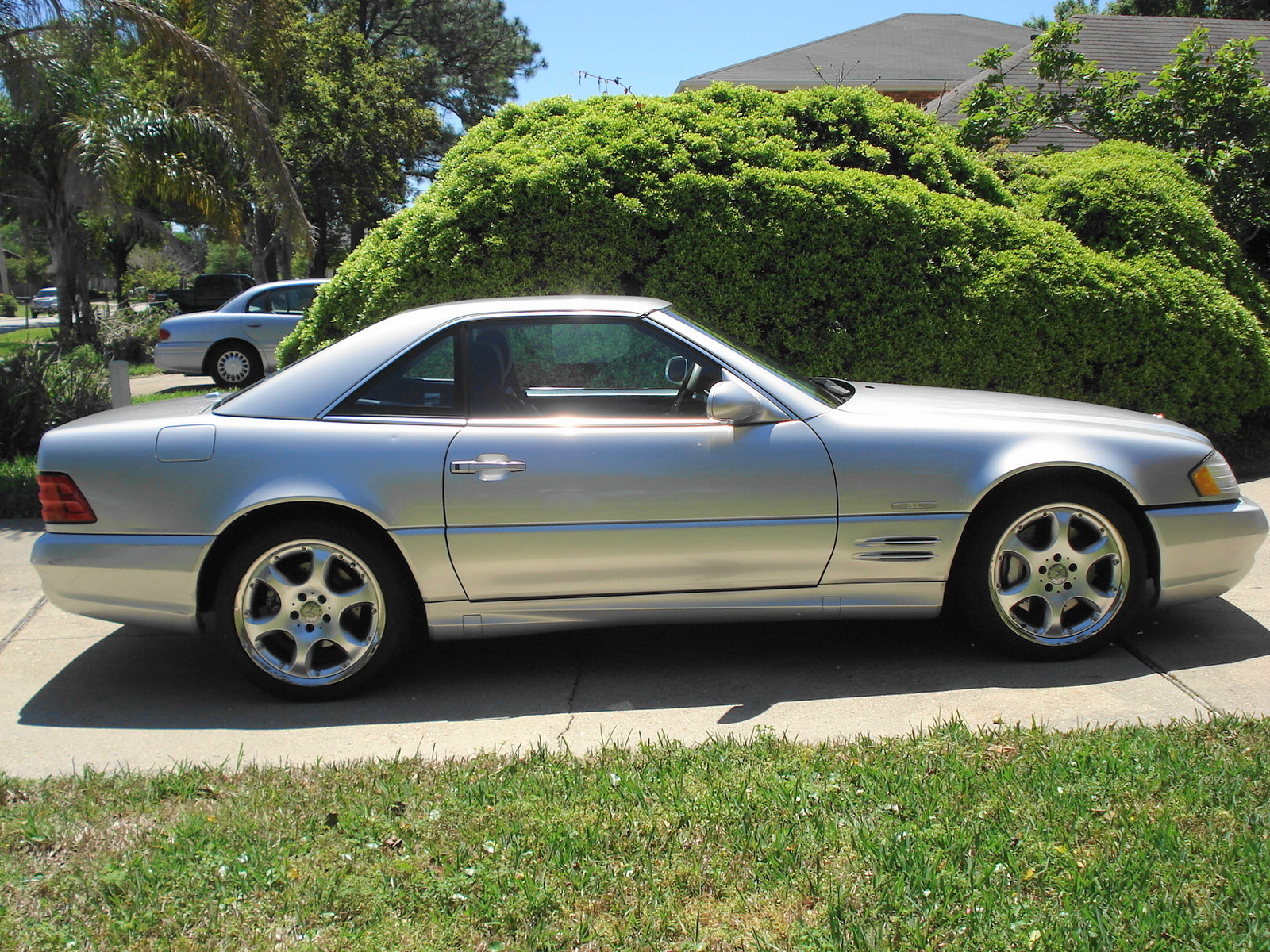 2002 mercedes benz sl class pictures cargurus for Mercedes benz sl class sl500
