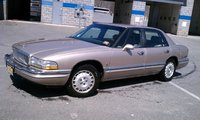 1995 Buick Park Avenue 4 Dr Ultra Supercharged Sedan, Just washed Spring '14, exterior