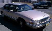 1995 Buick Park Avenue 4 Dr Ultra Supercharged Sedan picture, exterior