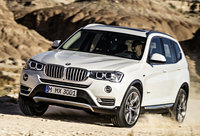 BMW X3 Overview