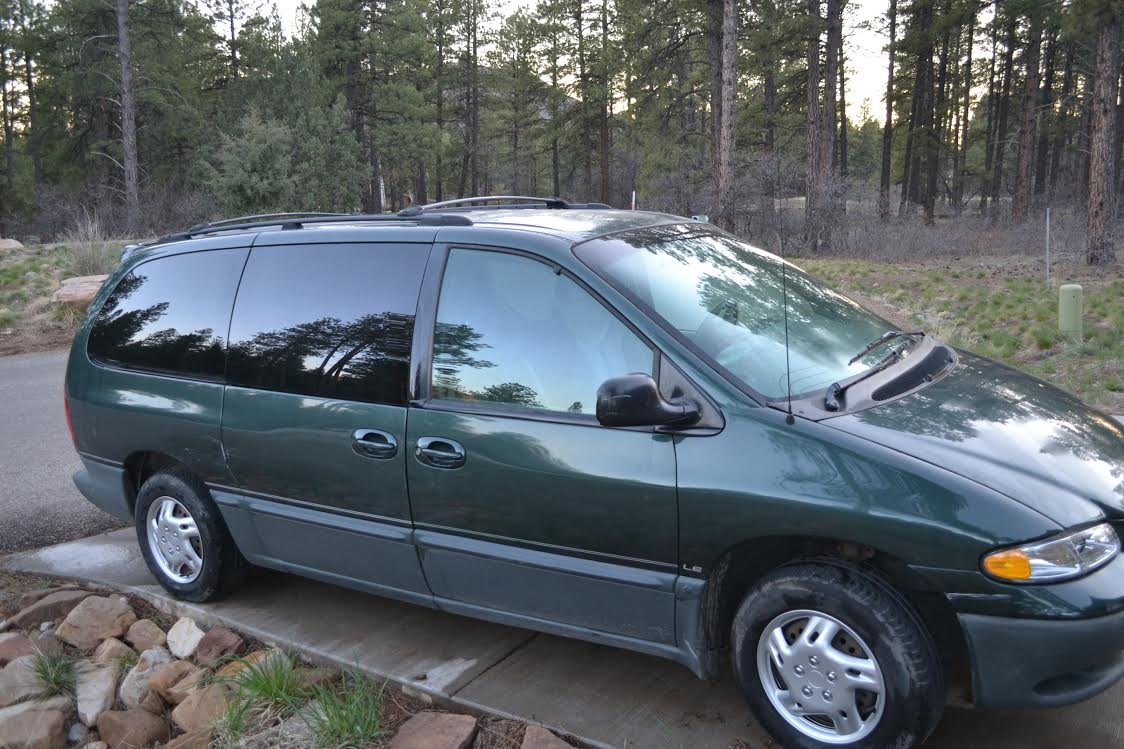 picture of 2000 dodge grand caravan 4 dr le passenger van extended. Cars Review. Best American Auto & Cars Review