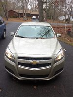 Picture of 2013 Chevrolet Malibu LT, exterior