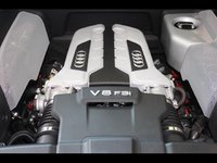2014 Audi R8 V8 Spyder picture, engine