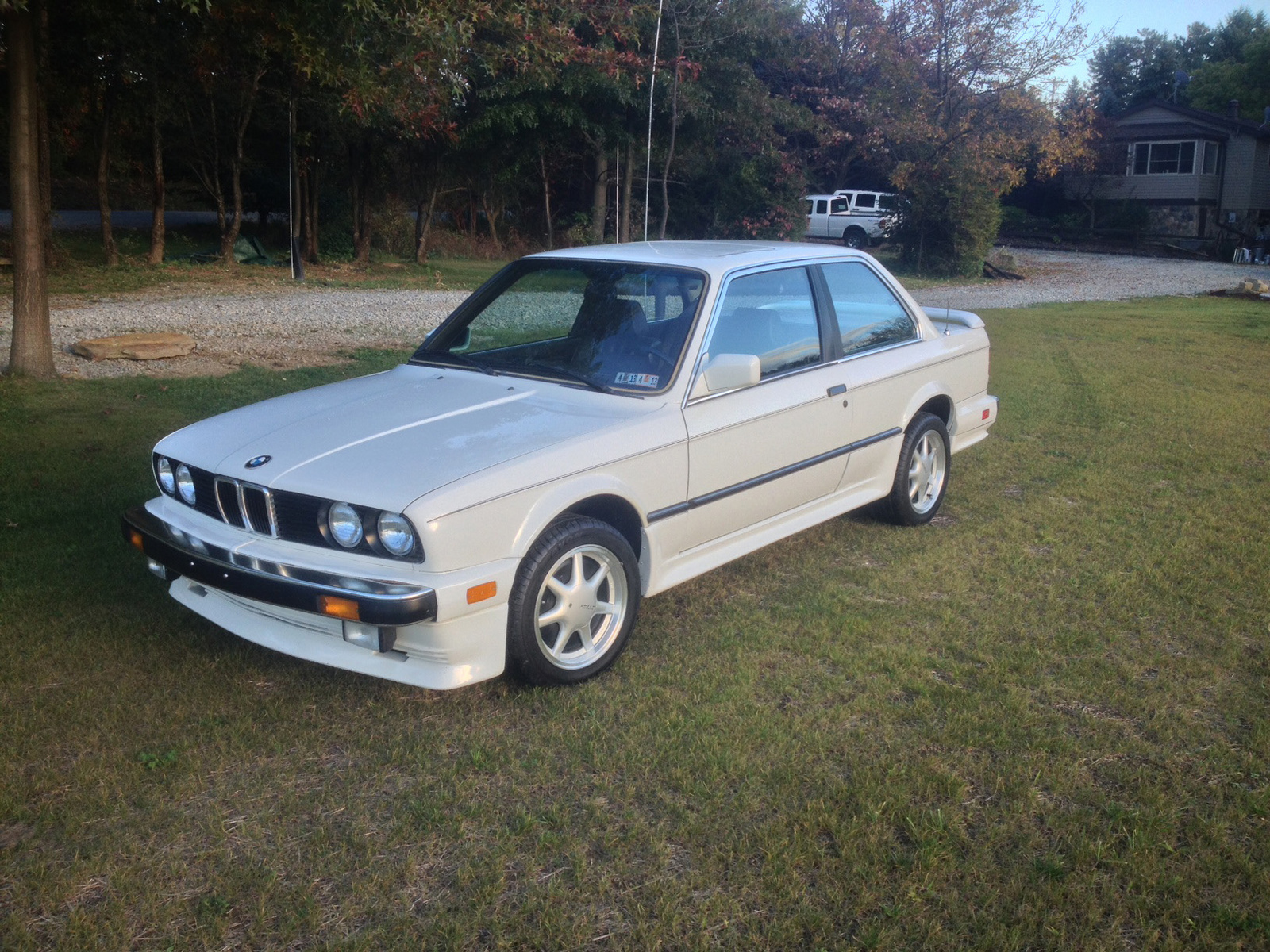 1984 Bmw 3 Series 318i Coupe For Sale Cargurus