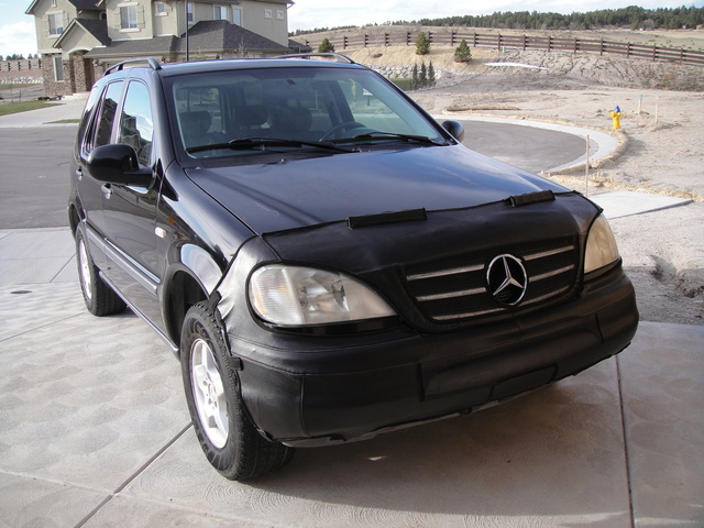 1999 mercedes benz m class pictures cargurus for 2000 mercedes benz ml320 owners manual