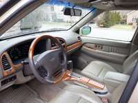 Picture of 2003 Infiniti QX4 4 Dr STD 4WD SUV, interior