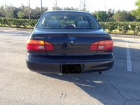 Picture of 1999 Chevrolet Prizm 4 Dr LSi Sedan, exterior