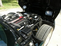 Picture of 1996 Chevrolet Corvette Coupe, engine