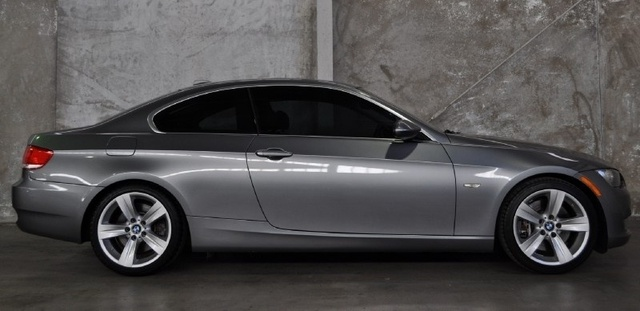 2009 BMW 3 Series 335i Coupe RWD, My charcoal grey 335i ~dual turbo charged, exterior, gallery_worthy