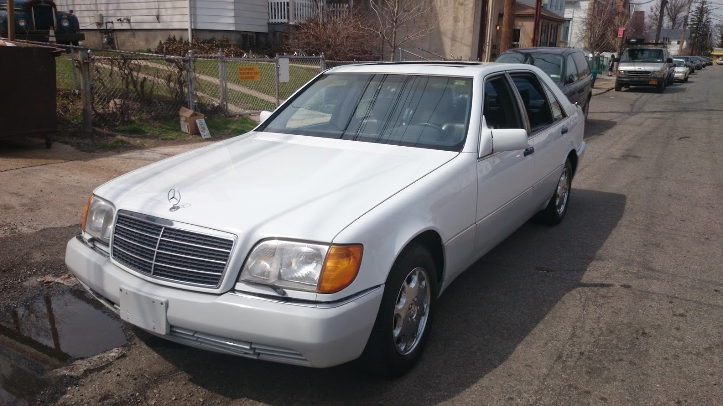 1994 mercedes benz s class pictures cargurus for Mercedes benz 1994