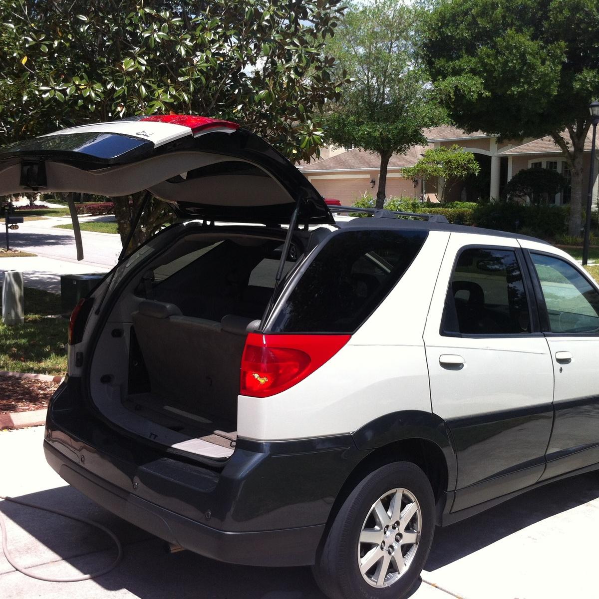 Buick Full Size Car: 2003 Buick Rendezvous
