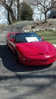 Picture of 2001 Pontiac Firebird Convertible, exterior