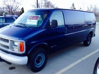2001 Chevrolet Express Overview