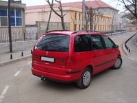 2003 Volkswagen Sharan, Winter mode, 2013., exterior