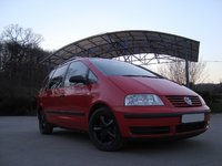 2003 Volkswagen Sharan, Summer mode, 2014., exterior