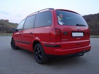 2003 Volkswagen Sharan Picture Gallery