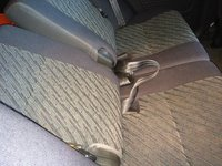 1998 Toyota RAV4 4 Door picture, interior