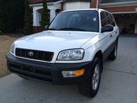 Picture of 1998 Toyota RAV4 4 Door, exterior