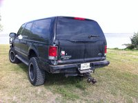 2002 Ford Excursion Limited 4WD picture, exterior