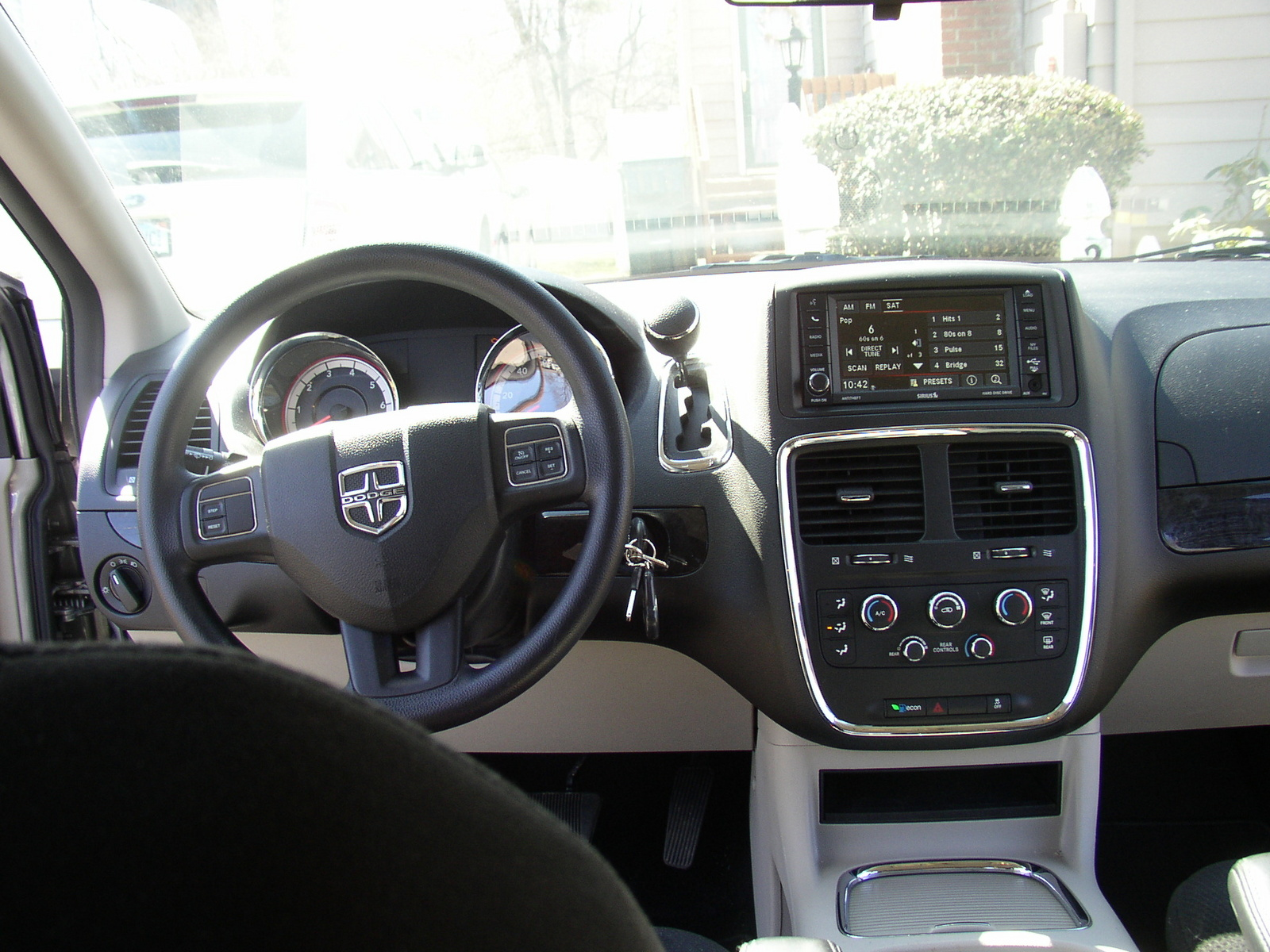 2014 Dodge Grand Caravan Pictures Cargurus