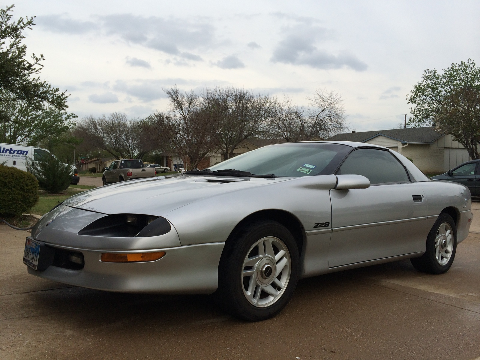 1995 chevrolet camaro z28 convertible for sale cargurus. Black Bedroom Furniture Sets. Home Design Ideas