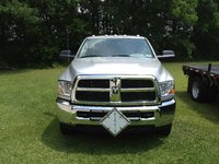 2012 Ram 3500 Ram Chassis Overview